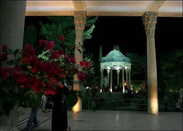 معماری حافظیه شیراز