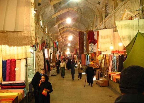 بازار تاریخی شیراز,بازار سنتی شیراز,بازار وکیل