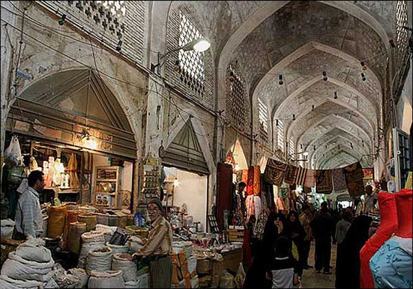 بازار وکیل شیراز عکس,تاریخ بازار وکیل شیراز,تاریخچه بازار شیراز