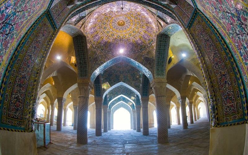مجموعه وکیل شیراز,مسجد شیراز,مسجد وکیل