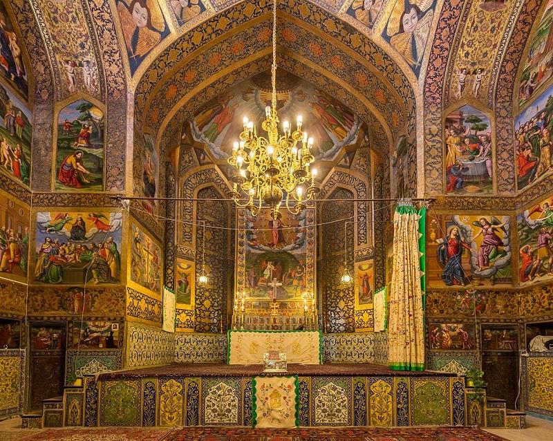 کليساي وانک,کلیسای وانک اصفهان,کلیسای وانک در اصفهان