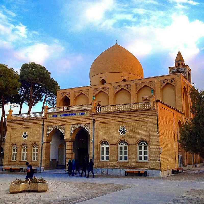 آدرس کلیسای وانک اصفهان,درباره کلیسای وانک اصفهان,عکس کلیسای وانک اصفهان