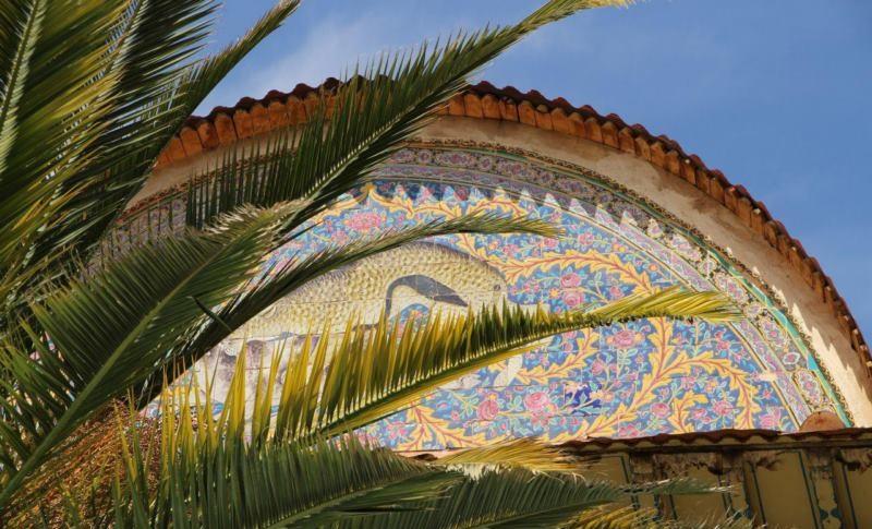 نارنجستان قوام شیراز کجاست