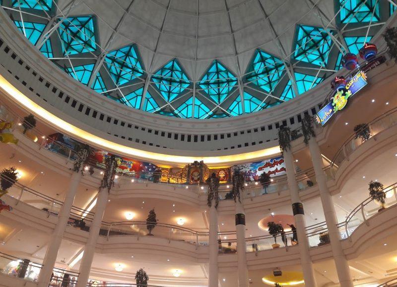 عکسهای مرکز خرید الماس شرق مشهد