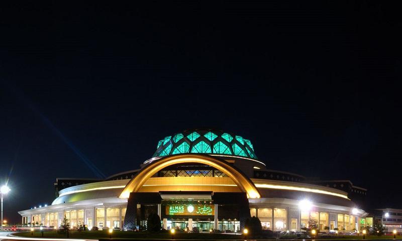 رستوران های مرکز خرید الماس شرق مشهد