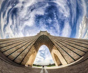 برج آزادی تهران,تاريخچه برج آزادي تهران,تاریخچه برج آزادی تهران