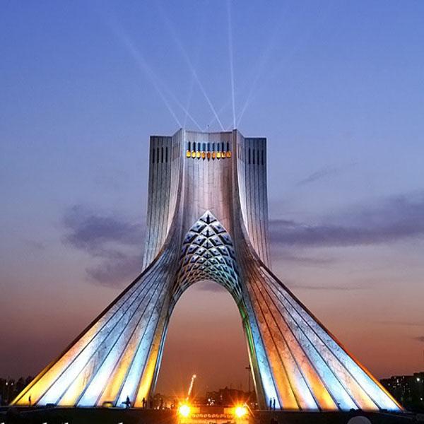 مجموعه فرهنگی هنری برج آزادی,معمار برج آزادی تهران,معماری برج آزادی تهران