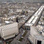 مرکز خرید بازار رضا مشهد