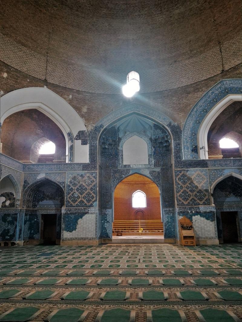 عکس های مسجد کبود تبریز,لقب مسجد کبود تبریز,مسجد کبود تبريز