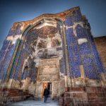 آدرس مسجد کبود تبریز,تاریخچه مسجد کبود تبریز,سبک معماری مسجد کبود تبریز