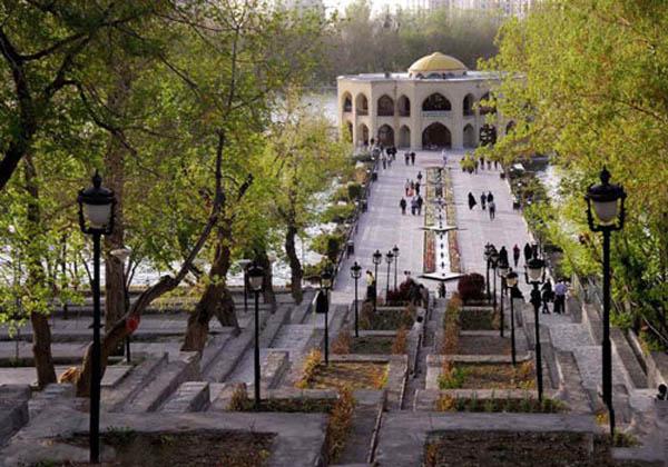 ائل گلی,باغ ائل گلی تبریز,پارک ائل گلی