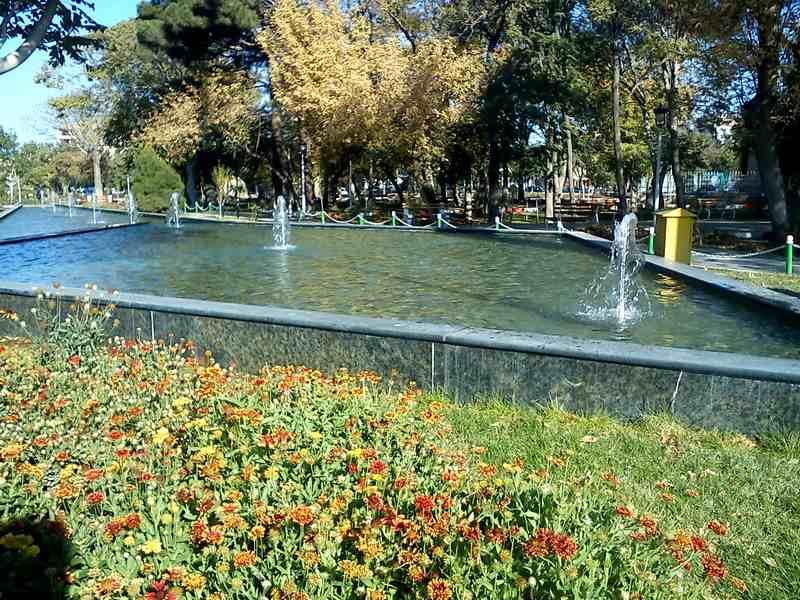 باغ گلستان تبریز استان آذربایجان شرقی,باغ گلستان تبریز کجاست,پارک باغ گلستان تبریز