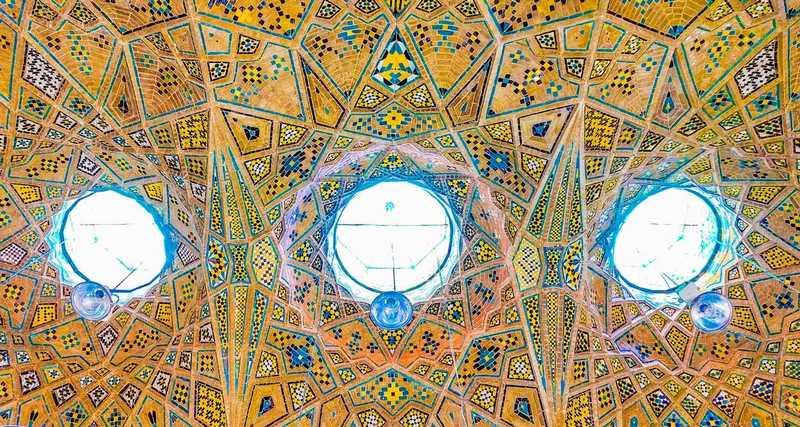 معماری بازار بزرگ تهران