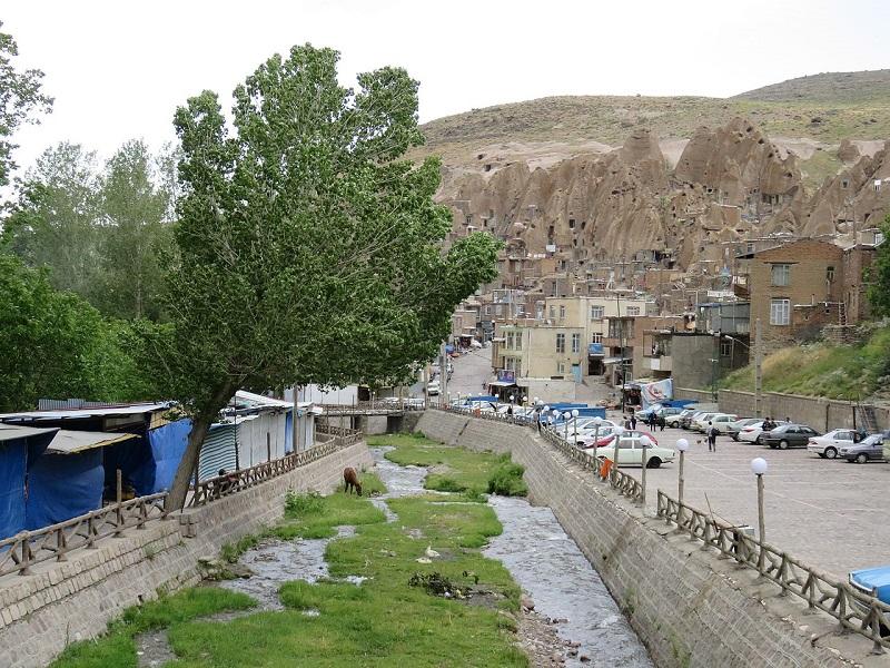 ادرس روستای کندوان تبریز,تاریخچه روستای کندوان تبریز,جاذبه های تاریخی شهر تبریز