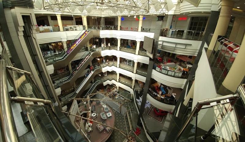 مجتمع تجاری تیراژه 2 تهران,مجتمع تجاری تیراژه در تهران,مراکز خرید تهران