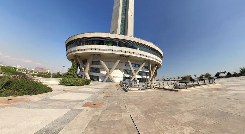 عکس برج میلاد تهران,عکس هایی از برج میلاد تهران