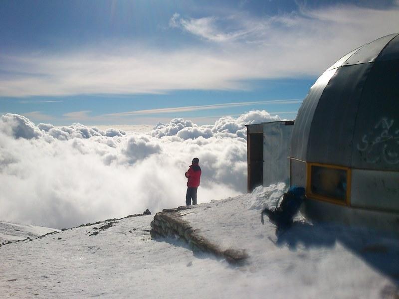 توچال تهران کجاست,عکس توچال تهران,قله توچال تهران