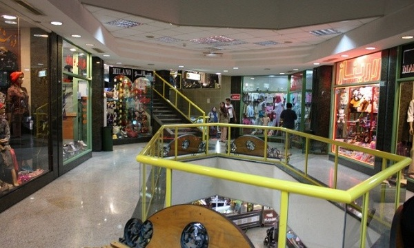 مرکز تجاری زیتون کیش
