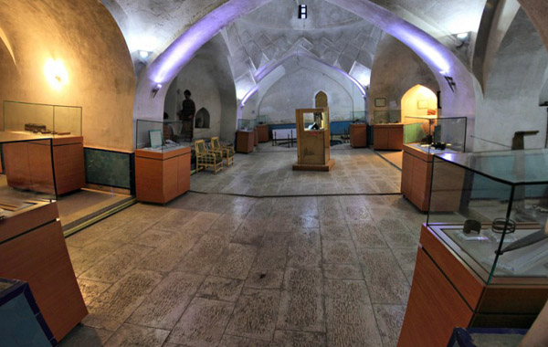 عکس موزه مردم شناسی اردبیل,مردم شناسی اردبیل,موزه اردبیل
