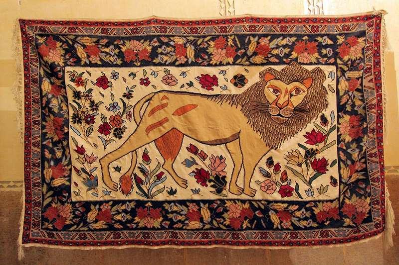 آدرس موزه فرش ايران در تهران,آدرس موزه فرش ایران,پلان موزه فرش ایران