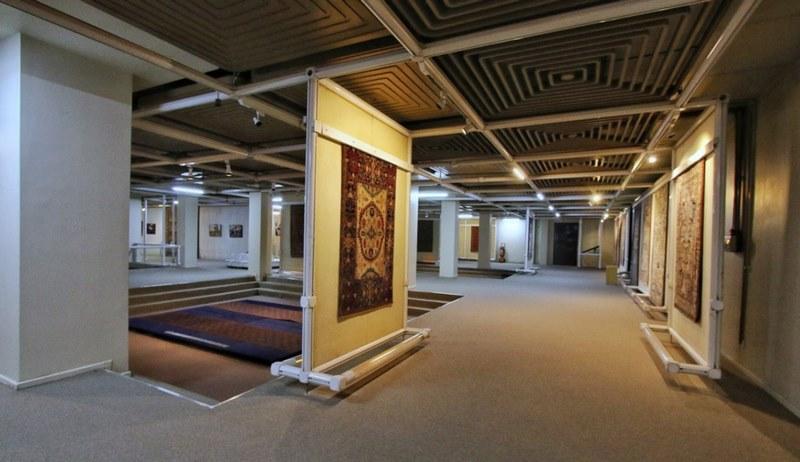 عکس های موزه فرش ایران,موزه تهران,موزه فرش