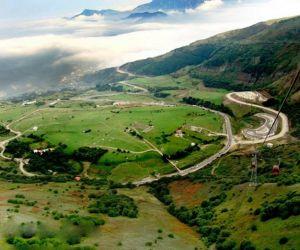 ادرس جنگل فندقلو اردبیل,اقامت در جنگل فندقلو,پیست اسکی روی چمن