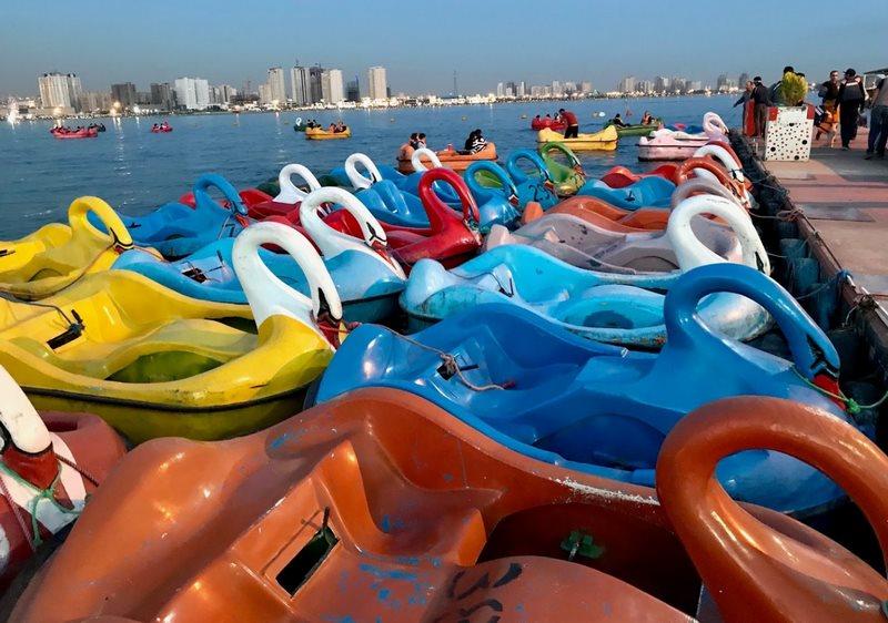 دریاچه شهدای خلیج فارس چیتگر,عکس پارک چیتگر تهران