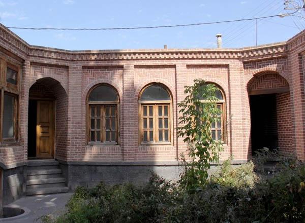 آدرس خانه ارشادی اردبیل,بنای تاریخی,بنای تاریخی اردبیل