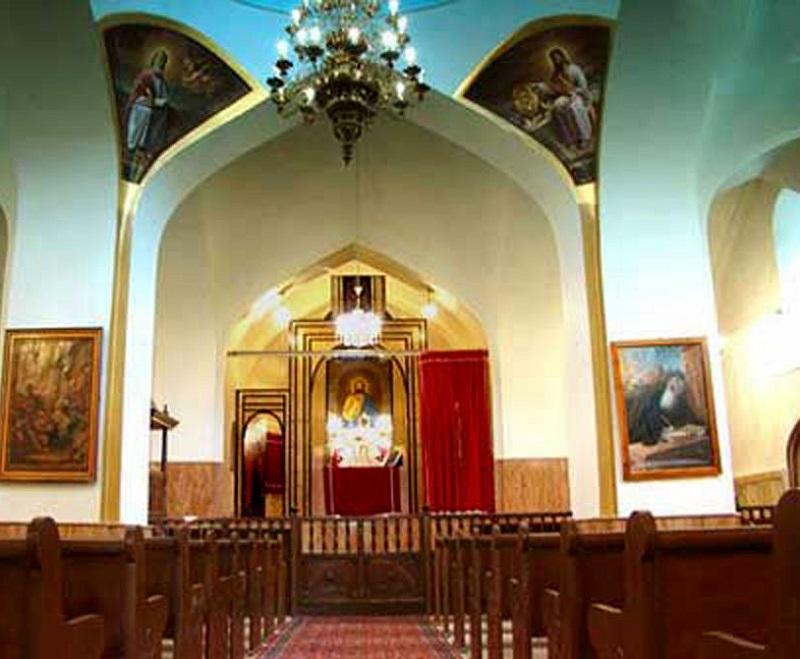 آدرس کلیسا مریم مقدس اردبیل,تاریخچه کلیسای مریم مقدس اردبیل,عکس کلیسای مریم مقدس اردبیل