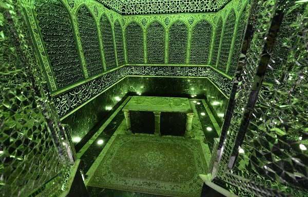 عکس امامزاده صالح تهران