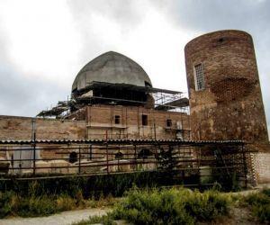 آدرس جمعه مسجد اردبیل,تاریخچه مسجد جمعه اردبیل,قدمت مسجد جمعه اردبیل