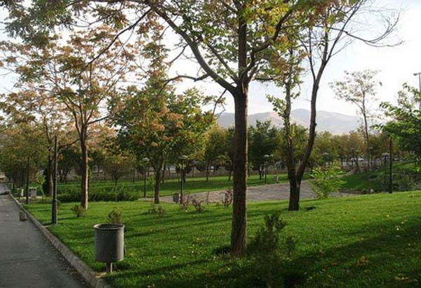 پارک فرح,پارک لاله,تاریخچه پارک لاله تهران