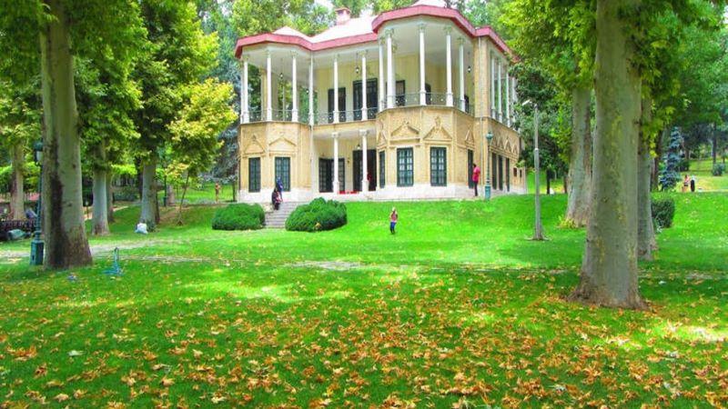 آدرس کاخ نیاوران,آدرس کاخ نیاوران تهران,پارک نیاوران