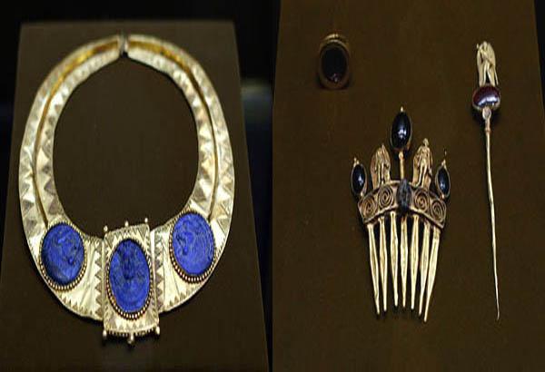 تاریخچه موزه رضا عباسی,عکس موزه رضا عباسی,موزه ایران باستان