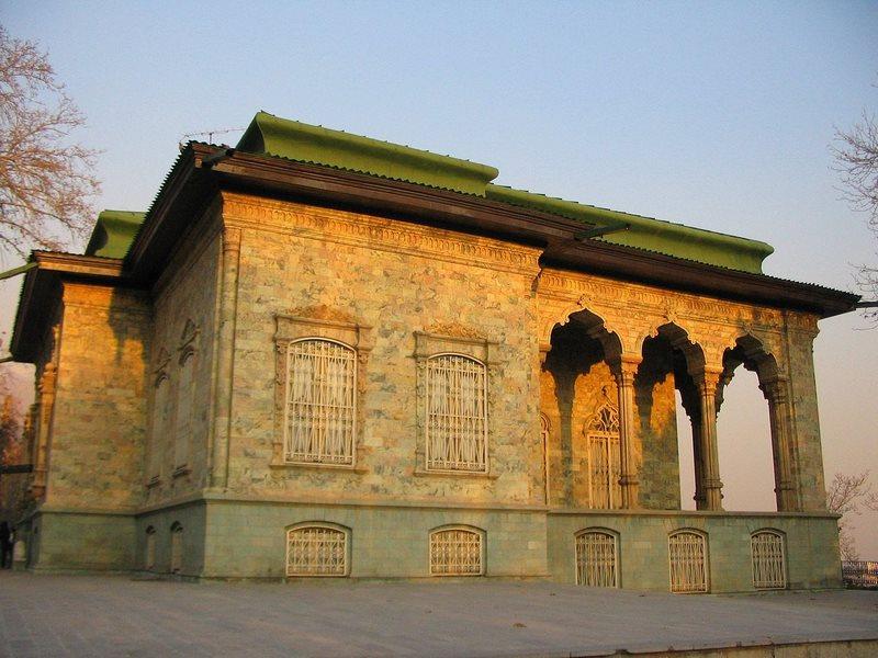 کاخ موزه سعدآباد تهران,موزه استاد بهزاد,موزه استاد محمود فرشچیان