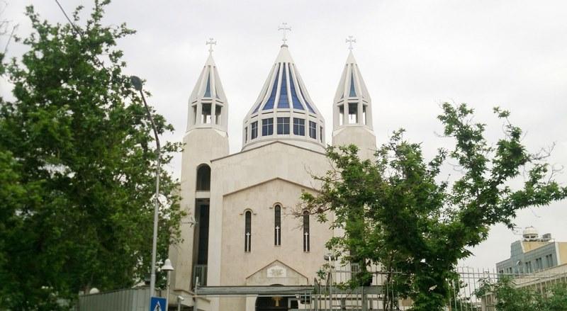 آدرس کلیسا سرکیس مقدس تهران,آدرس کلیسای سرکیس مقدس تهران,پلان کلیسای سرکیس مقدس تهران