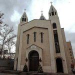 کلیسای سرکیس مقدس تهران