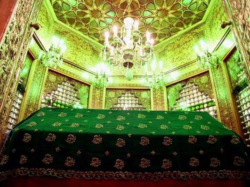 عکس شاه عبدالعظیم