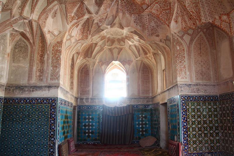 شیخ کلخوران,عکس مقبره شیخ امین الدین جبرائیل,مقبره شیخ امین الدین جبرئیل