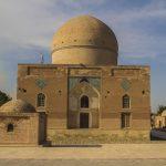 آدرس مقبره شیخ امین الدین جبرائیل,آرامگاه شیخ جبرائیل اردبیل,امین الدین جبرائیل