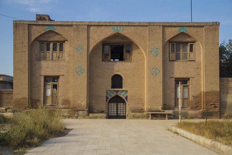 بنای تاریخی,سید امین الدین جبرائیل,شیخ امین الدین جبرائیل