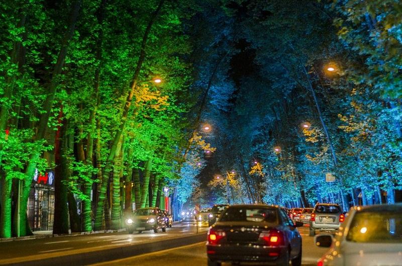 خیابان پهلوی تهران,خیابان ولیعصر,خیابان ولیعصر تهران