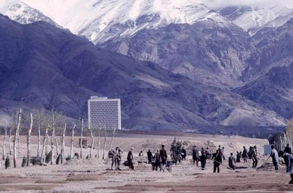 طول خیابان ولیعصر,طولانی ترین خیابان جهان,عکس خیابان ولیعصر تهران