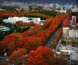 خیابان پهلوی تهران,خیابان ولیعصر,شهرک ولیعصر