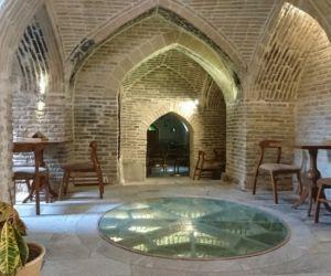 بنای تاریخی خرم آباد,تاریخچه حمام گپ خرم آباد,حمام تاریخی خرم آباد
