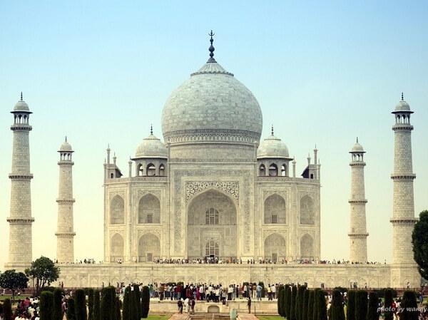 تاج محل آگرا هند,تور دهلی آگرا جیپور,جاذبه های آگرا