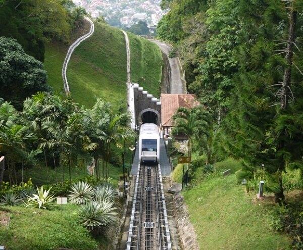 پنانگ مالزی,تور پنانگ,جاذبه های دیدنی پنانگ