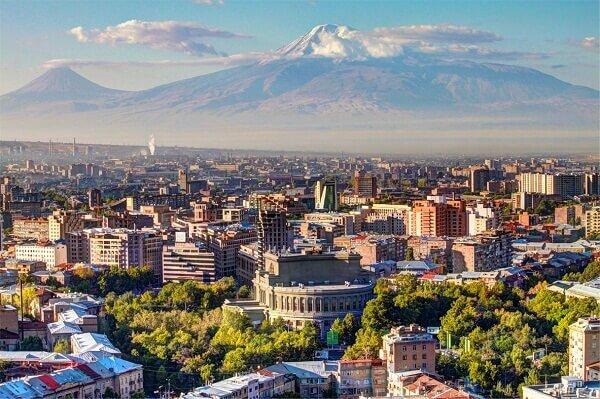 ارمنستان ایروان,ایروان ارمنستان,ایروان کجاست