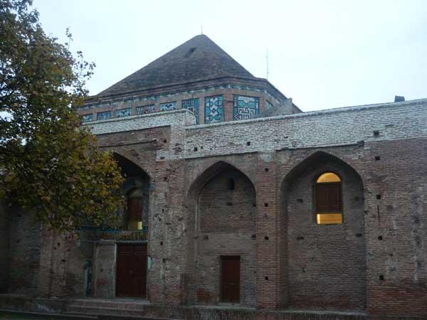 آدرس برج سلطان زین العابدین ساری,برج سلطان زین العابدین,برج سلطان زین العابدین مرعشی