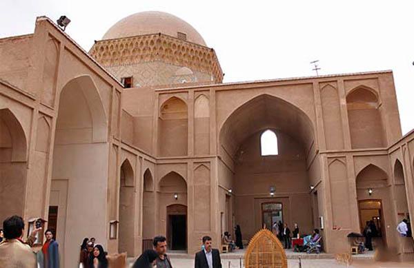 تاریخچه زندان اسکندر یزد,زندان اسکندر,عکس زندان اسکندر یزد